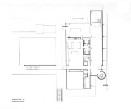 Clics] Rachofsky House / Richard Meier : 네이버 블로그 on