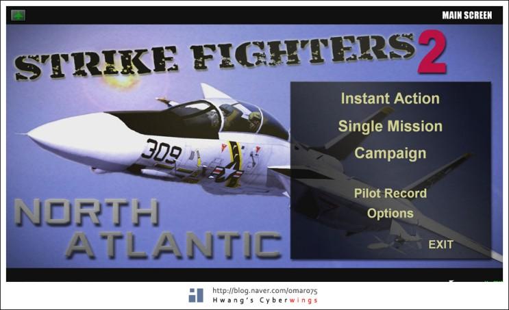 전투] Strike Fighters 2 : North Atlantic : 네이버 블로그