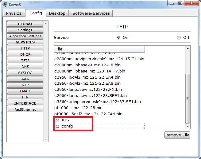 VoIP와 패킷트레이서 서버 기능 : 네이버 블로그