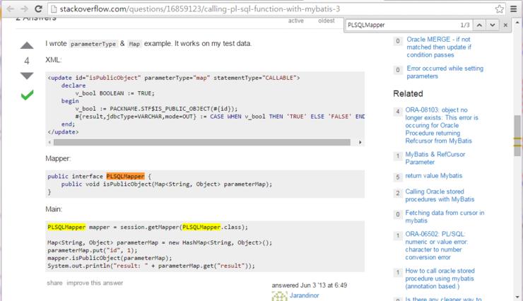 UNSTORED PROCEDURE & MULTIPLE SQL STATEMENTS IN MYBATIS
