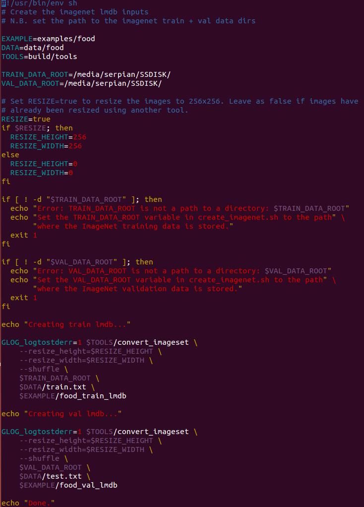 졸업논문3_Training Dataset with Caffe : 네이버 블로그