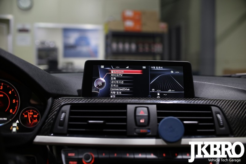 BMW F30 CIC => NBT Retrofit & SLI Install : 네이버 블로그