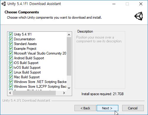 유니티5] 5 4 1f1 릴리스(Unity) : 네이버 블로그