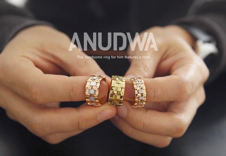 0eb83f61659 아누드와는 금으로 된 남자만을 위한 반지를 찾으시는 고객분들의 니즈를 파악하여 2016년 새롭게 런칭한 브랜드입니다. 최근들어서  남성분들께서도 자신의 패션에 ...