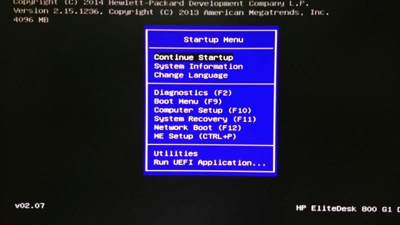 HP Elitedesk 800 G1 MiNi : 네이버 블로그