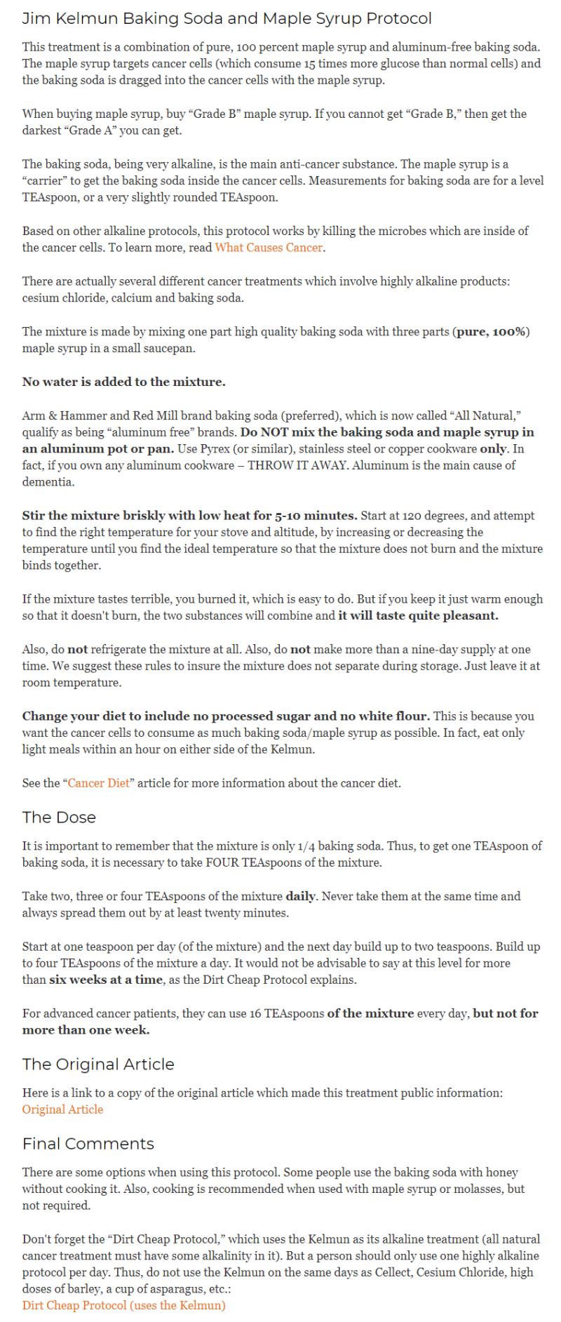 칸디다증 자연치유법 - 베이킹소다요법 : 네이버 블로그