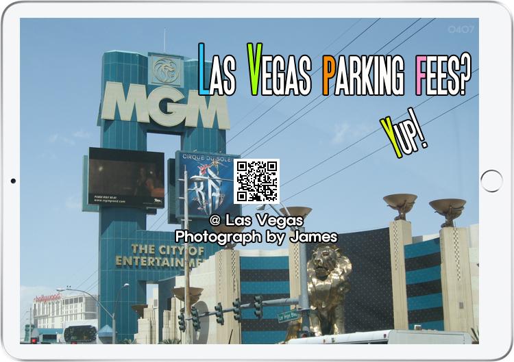 2019년 라스베가스 무료 주차 호텔들 (2019 Free Parking Las Vegas
