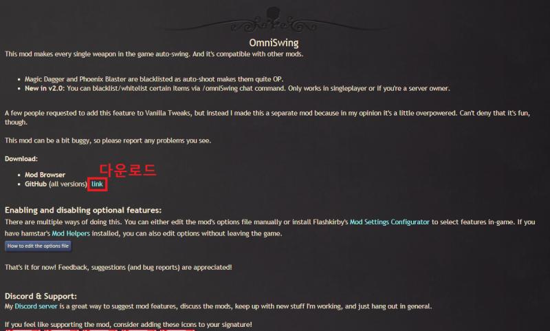 Terraria Mod Browser